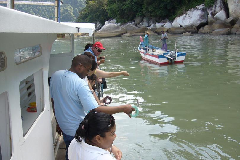 Penang Monkey Beach Fishing