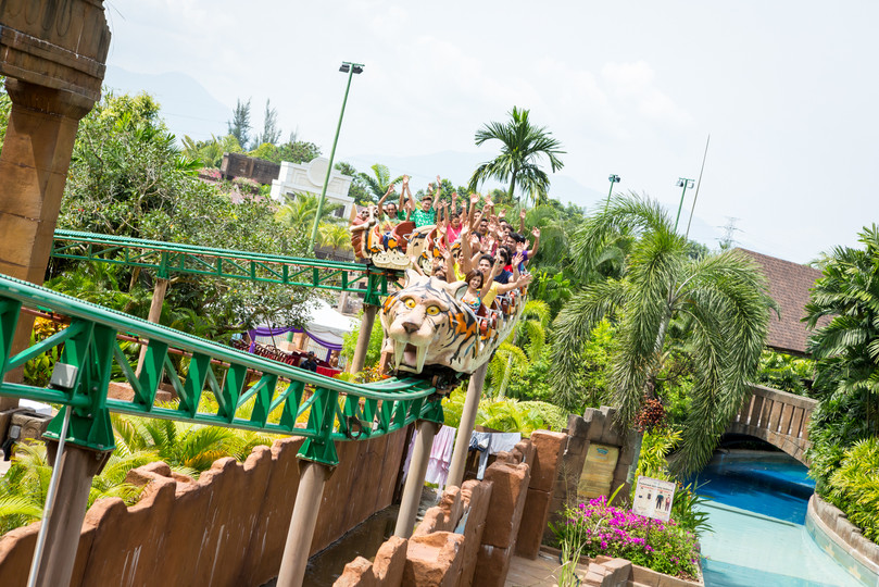 Lost World of Tambun Amusement Park