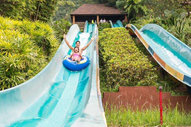 Lost World of Tambun Water Park