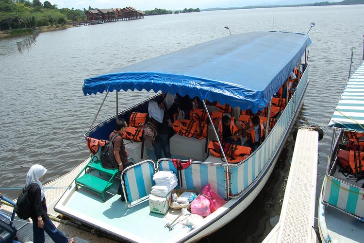Bukit Merah Boat Ride