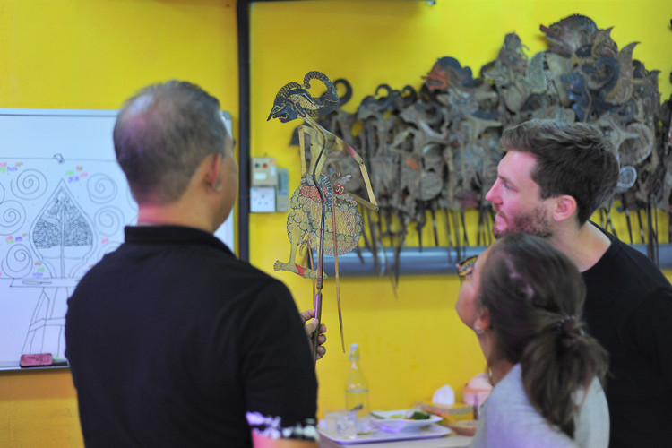 Penang Shadow Puppet Workshop