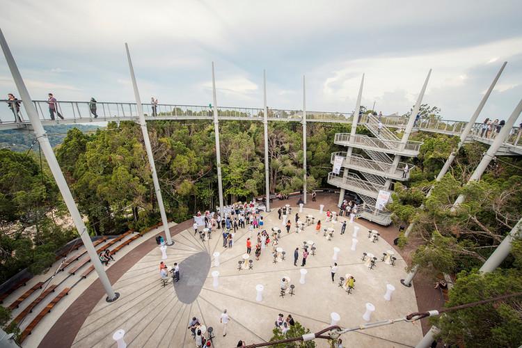 The Habitat Tree Top Walk
