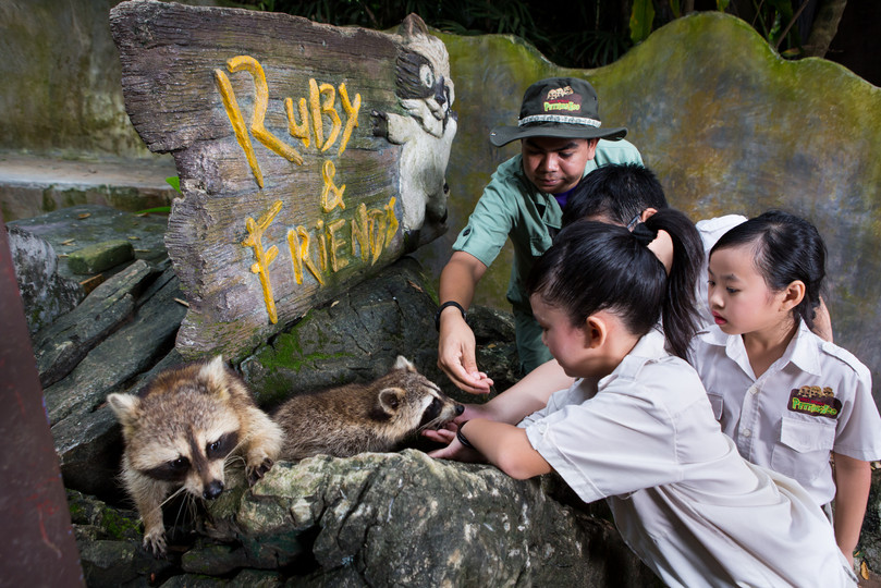 Lost World of Tambun Petting Zoo