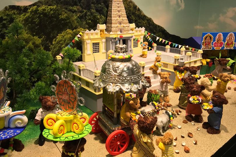 TeddyVille Museum Penang