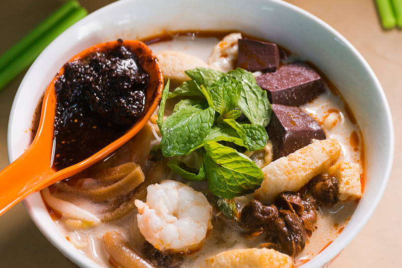 Penang Curry Mee