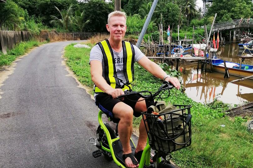 Langkawi E-Biking