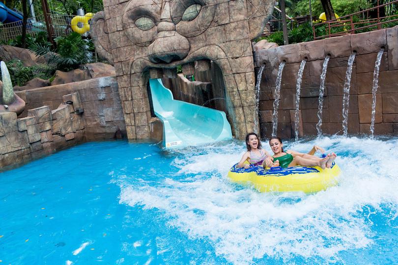 Sunway Lagoon Nickelodeon Lost Lagoon