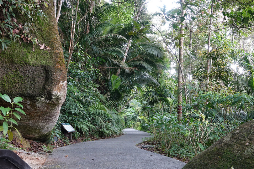 The Habitat Nature Trail