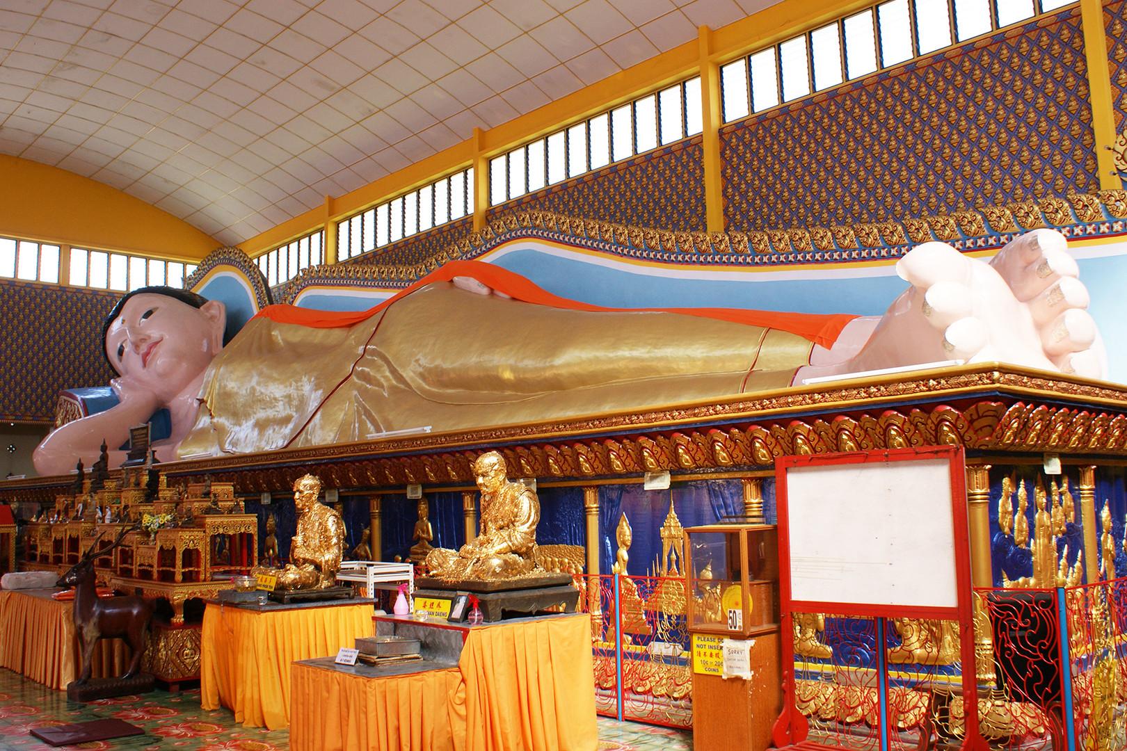 Penang Reclining Buddha