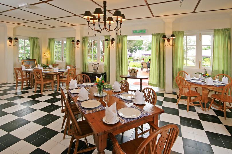 Penang David Brown's Restaurant