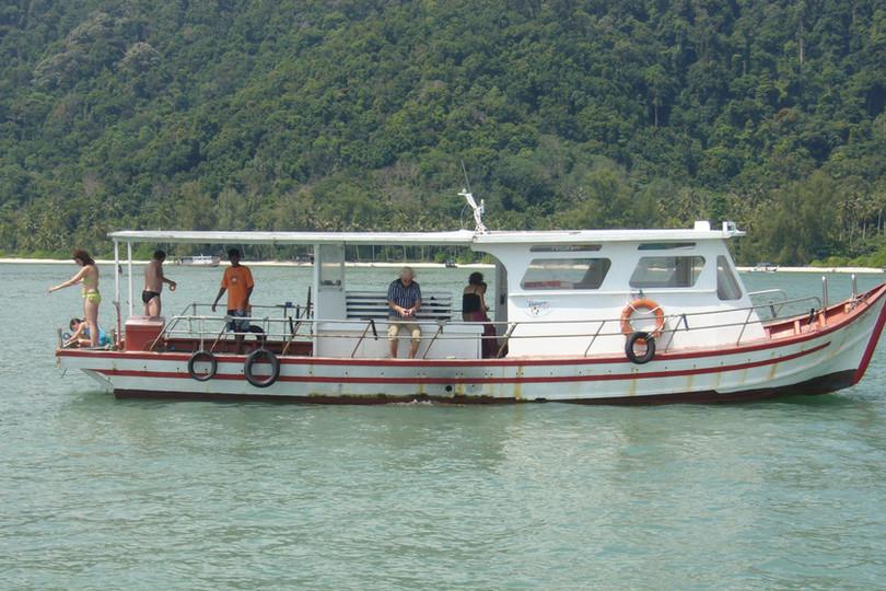 Penang Monkey Beach Boat Ride