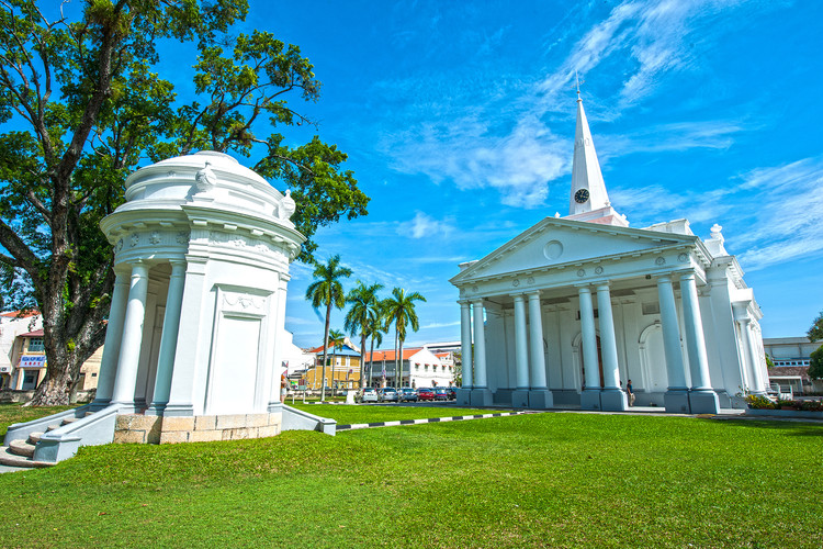 Penang St. George's Church