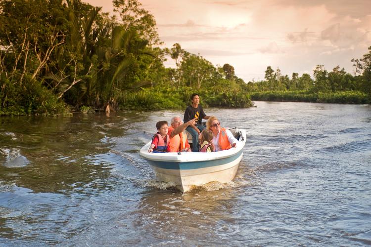 Klias River Cruise