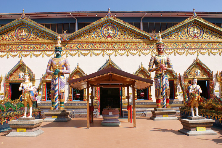 Penang Wat Chaiyamangalaram