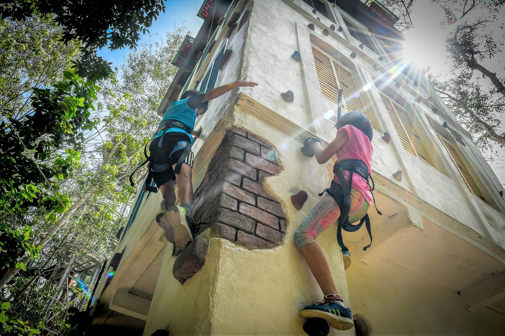 Escape Adventureplay Gecko Tower