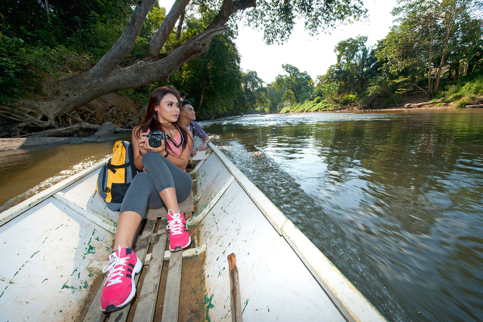 Batang Ai River Cruise