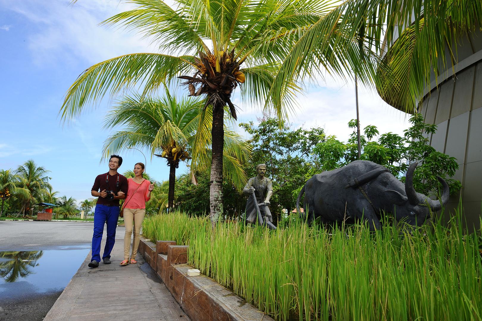 Kedah Paddy Museum