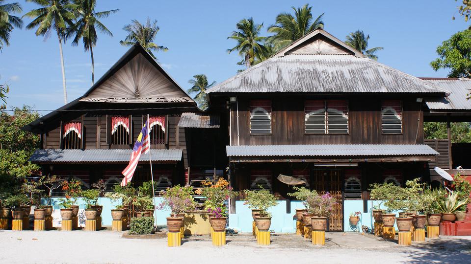 Penang Malay Village