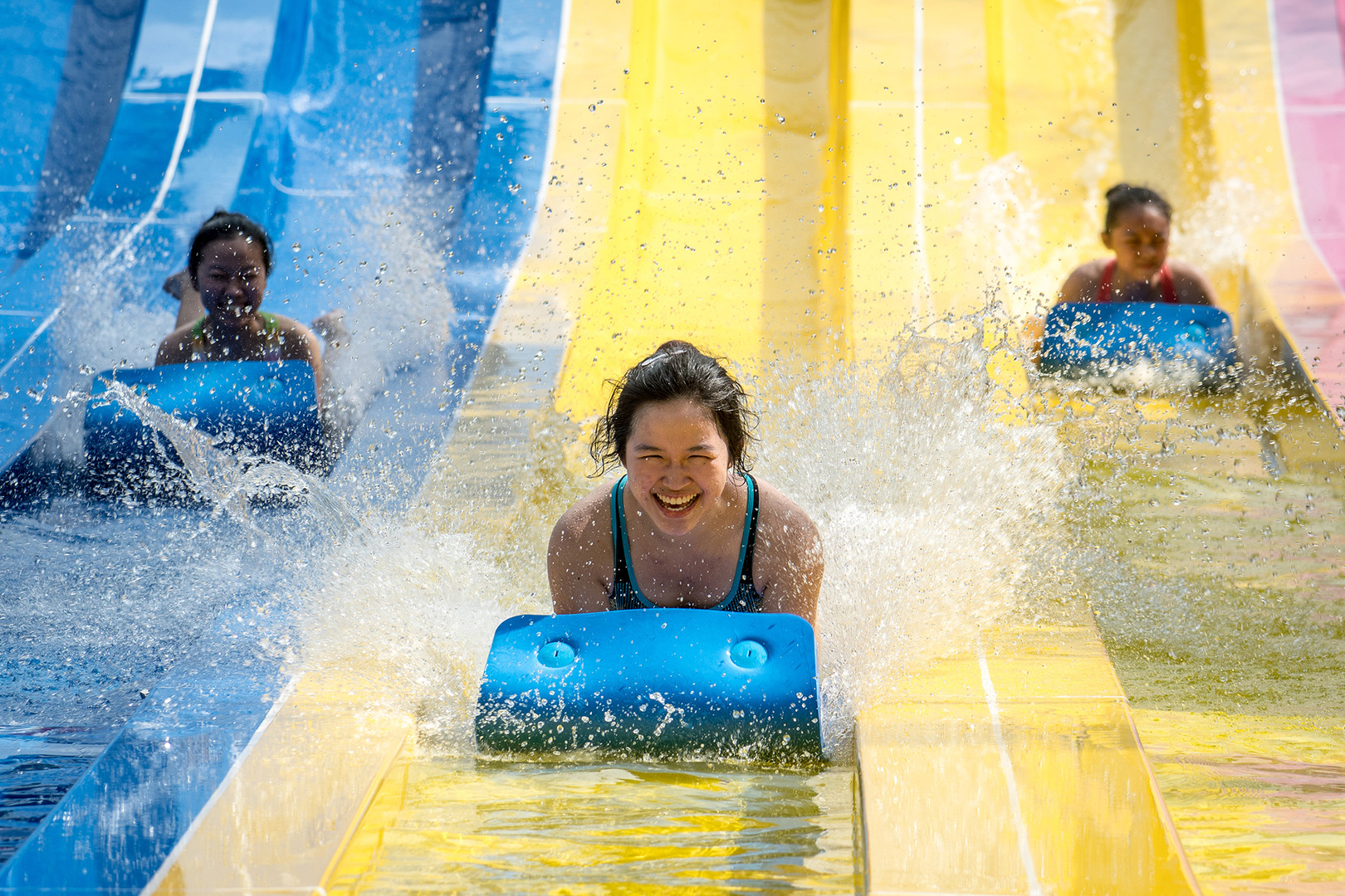 Escape Waterplay Speed Racer