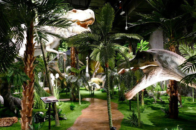 Genting Highlands Jurassic Research Centre