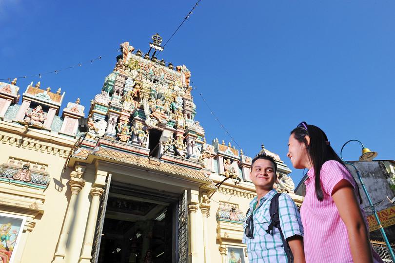 Penang Sri Mahamariamman Temple