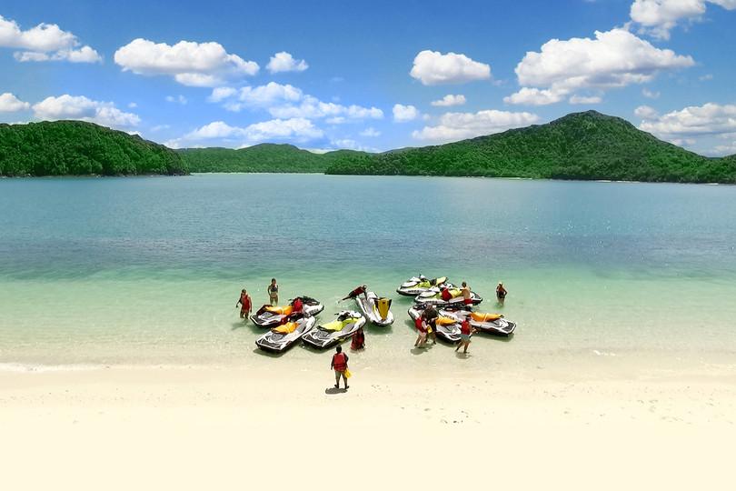 Langkawi Islands Jet Ski Tour