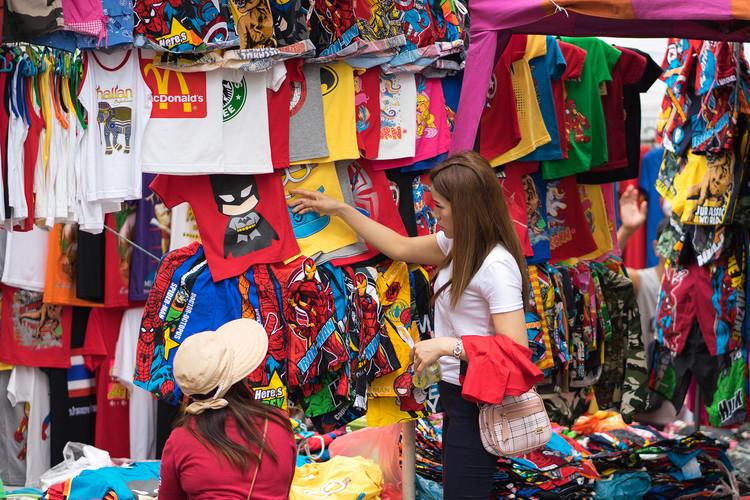 Hat Yai Local Market