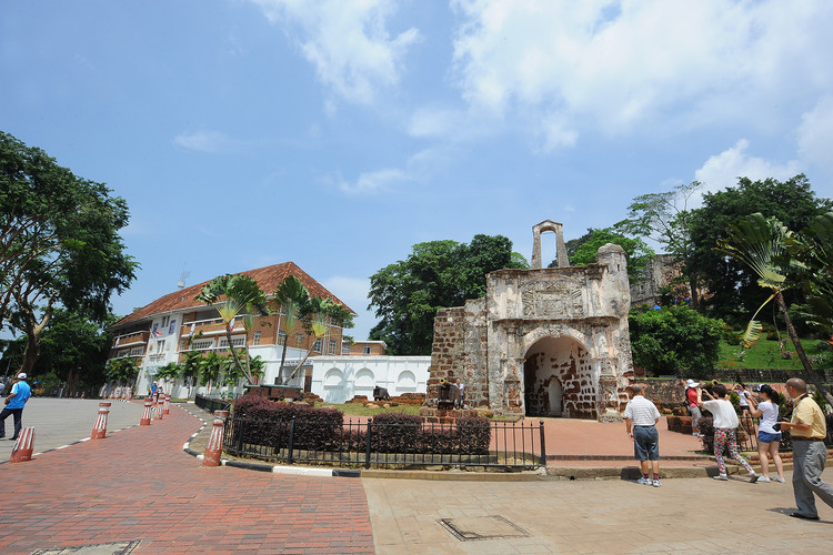 Malacca Porta de Santiago