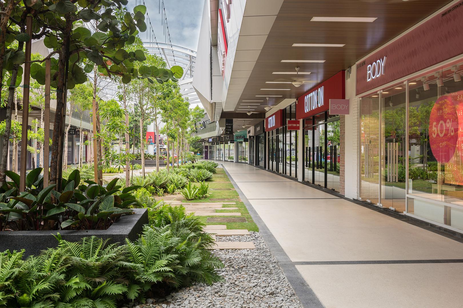 Penang Design Village Outlet Mall