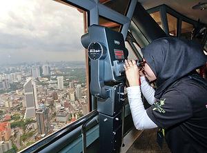 KL Tower Observation Deck