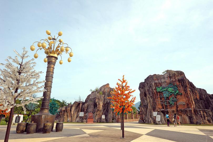 Langkawi Legenda Park