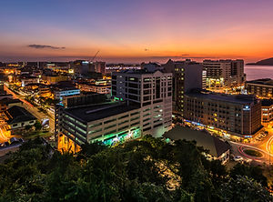 Kota Kinabalu by Night