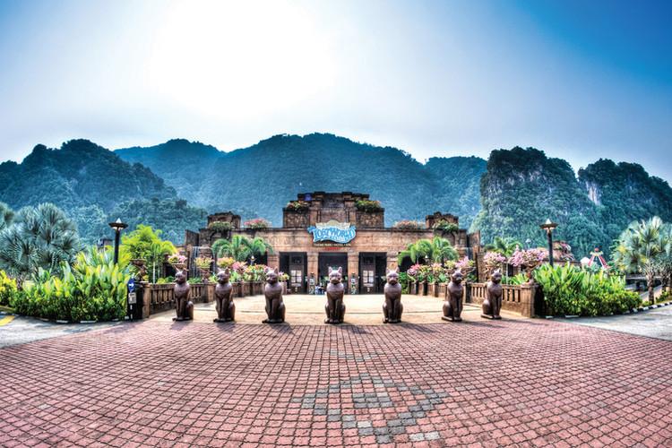 Lost World of Tambun Entrance