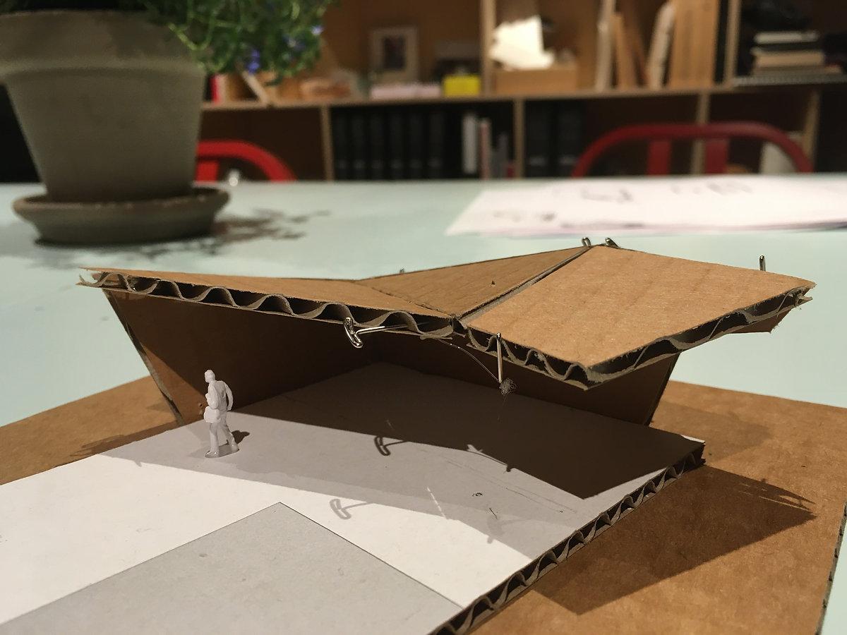 arkitektur modell skisse skulptur kunst kreativ arkitekt sivilarkitekt moll mikal christos hafsahl