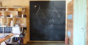 vinterlys stavanger kommune moll sivilarkitekt mikal christos hafsahl arkitektur klatre skulptur for barn park trespiler festival leken morsom unik spesiell arkitektur ubehandlet tre skulptur tavle skisse blackboard