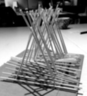 vinterlys stavanger kommune moll sivilarkitekt mikal christos hafsahl arkitektur klatre skulptur for barn park trespiler festival leken morsom unik spesiell arkitektur ubehandlet tre skulptur