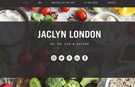 Jaclyn London Websie