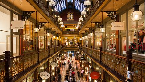 The Strand Arcade, Sydney