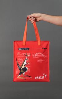 Qantas Retro Bag