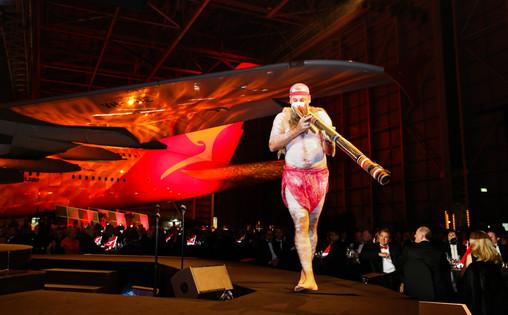 Qantas Gala Dinner