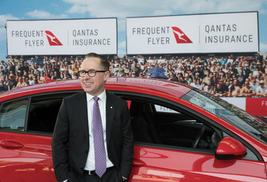 Qantas Insurance Launch