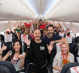 Charity Flight
