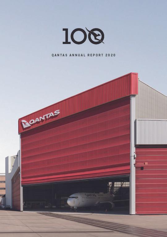 Qantas FY20 Annual Report