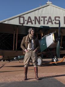 Longreach, Qantas Safety Video