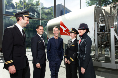 Pilot Uniform Launch with Martin Grant