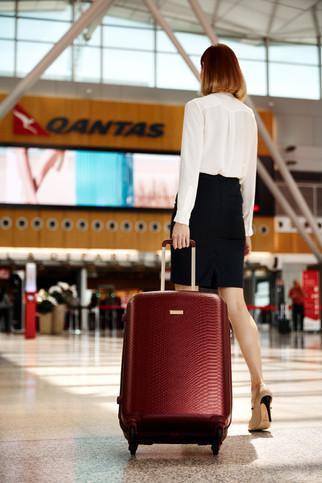 Qantas Lugguage