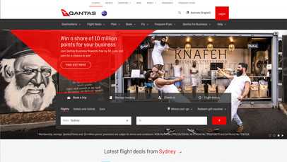Qantas Loyalty Campaign, Bearded Bakers
