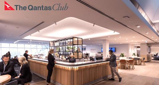 The Qantas Club