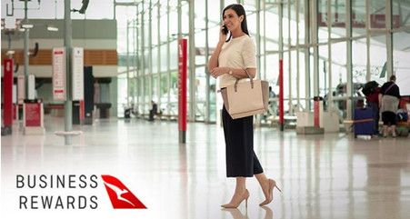 Qantas Loyalty Business Rewards