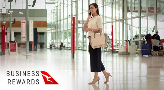 Qantas Loyalty Business Rewards